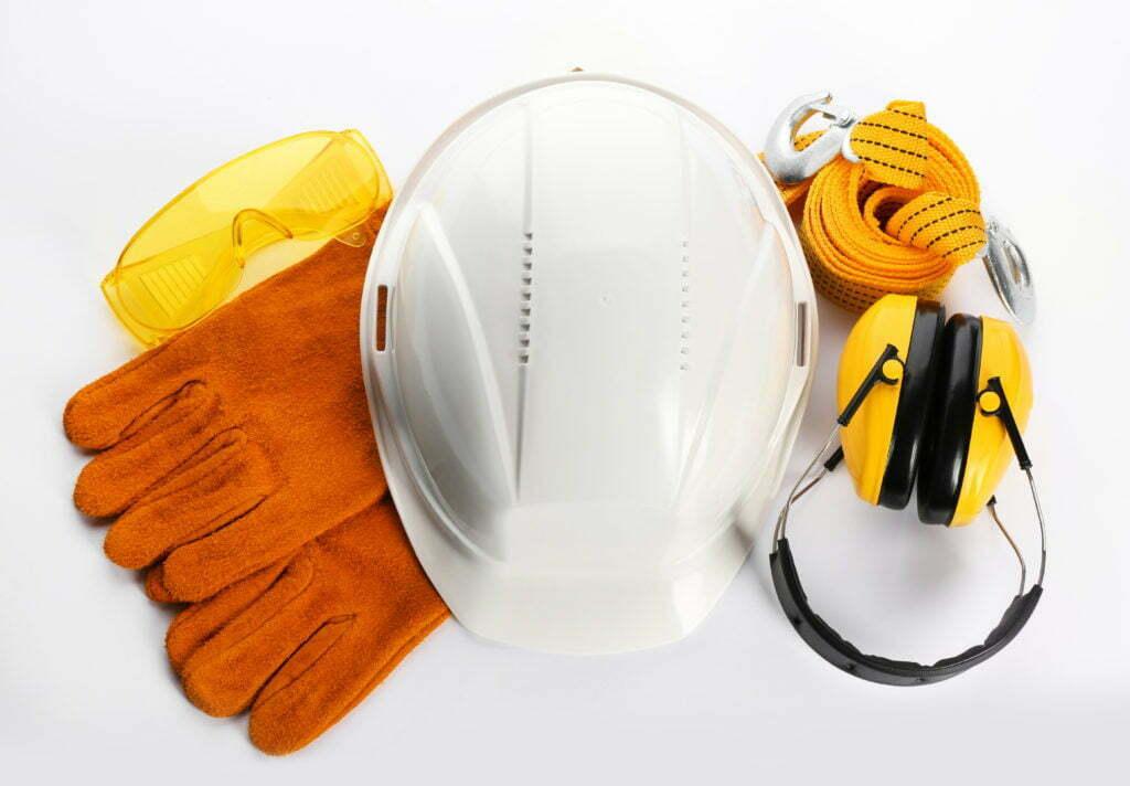 equipement securite chantier